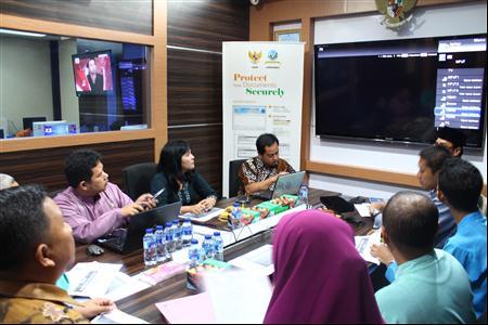 Pemantapan Integrasi JDIH Kota Batam