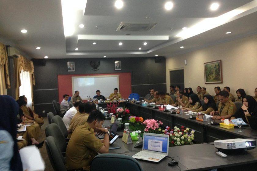 Pembahasan Ranperda Perubahan Perda Nomor 8 Tahun 2016 Tentang RPJMD Kota Batam Tahun 2016 – 2021