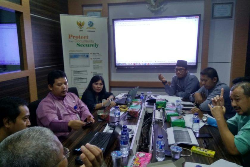 Pemantapan Integrasi JDIH Kota Batam ke dalam database Nasional