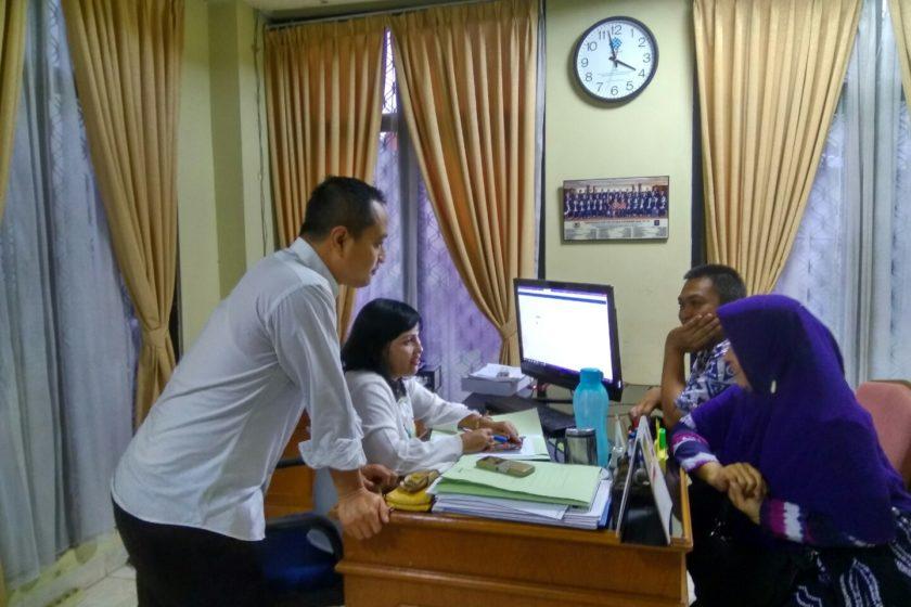 Koordinasi dan konsultasi JDIH Kota Batam ke Badan Pembinaan Hukum Nasional (BPHN)