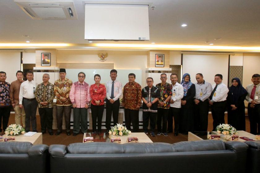 Walikota Singkawang Ingin Contoh MPP Batam