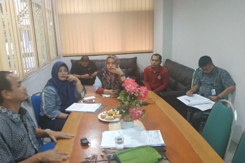 Rapat Pembahasaan Ranperwako Batam tentang tata cara penghapusan piutang pajak daerah