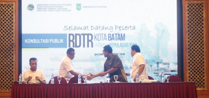 Pemerintah Kota Batam menyusun Ranperda Rencana Detail Tata Ruang (RDTP)