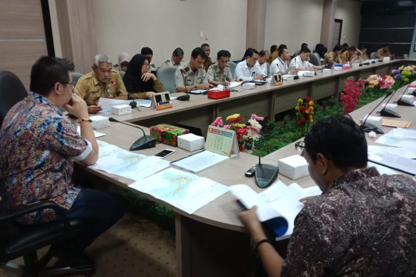 Pembahasan Ranperda Rencana Tata Ruang Wilayah Kota Batam