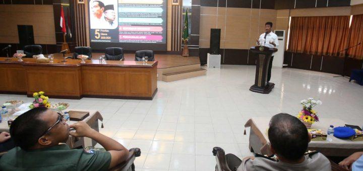 Walikota Ajak Selaraskan Seluruh Perencanaan Pembangunan Kota Batam