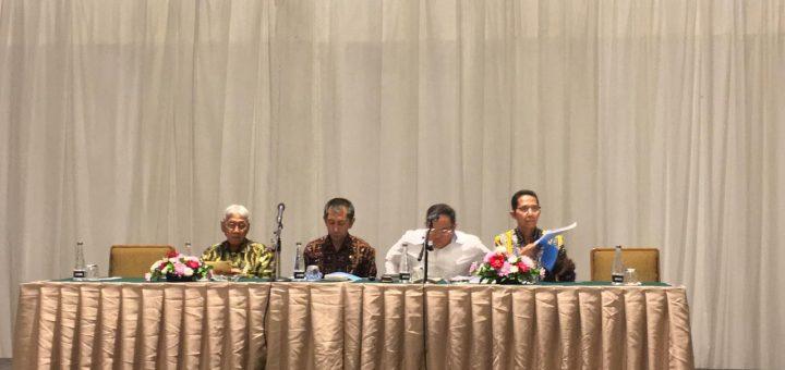 Kementerian ATR Respon Positif Paparan RDTR Batam